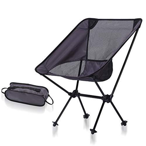 Outdoor Draagbare Vouwen Camping Stoel Tuinstoel Maan Stoel Wandelen Vissen Picknick D