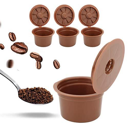 Nachfüllbare Kaffeekapsel Pod Capsule Pod Kompatible Filterbecher Caffitaly Kaffeemaschinen