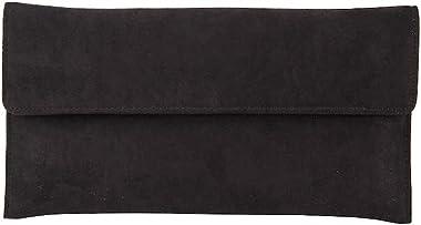 Clutch ACX 429 Schwarz Clutch aus Ökokamosh