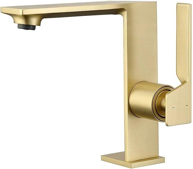 Weibath Single Handle Bathroom Sink Hole Faucet Go Brass Ranking Ranking TOP12 TOP20