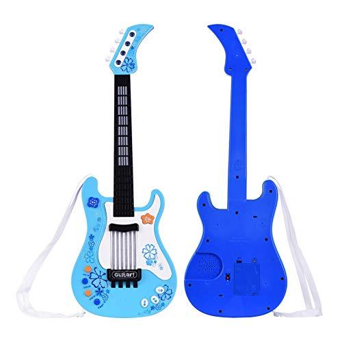 Guitarra de bricolaje para adultos para principiantes infantiles Juguete de la guitarra...