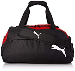 Idea Regalo - Puma teamFINAL 21 Teambag S, Borsone Unisex-Adult, Red Black, OSFA