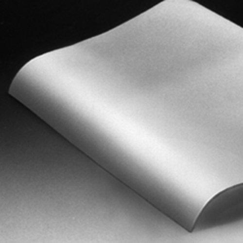 Thomafluid PEEK-Folie, Stärke: 0,1 mm, Abmessung: 100 x 100 mm