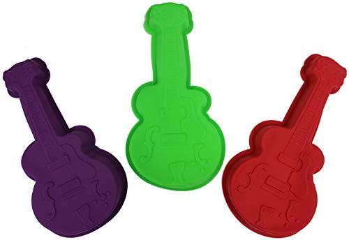 TT Gitarre 3D Silikon-Backform
