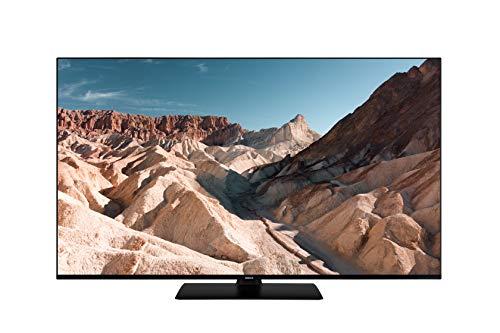 Nokia Smart TV 5500A 55 Zoll (139 cm) LED Fernseher (4K UHD, Dolby Vision, HDR10, Sprachassistent, Triple Tuner – DVB-C/S2/T2), Android TV, mit Bluetooth-Fernbedienung mit beleuchteten Tasten, A+