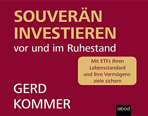 Souverän investieren vor und im Ruhestand Titelbild