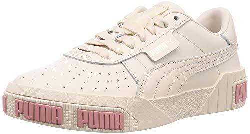 PUMA Cali Bold Wn's, Zapatillas Deportivas Mujer, Pastel Parchment-Bridal Rose, 37 EU