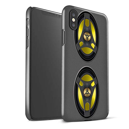 Stuff4 Phone Case/Cover/Skin/IP-3DSWG/Speaker, Design Collection Apple iPhone XS Max Auto-radio