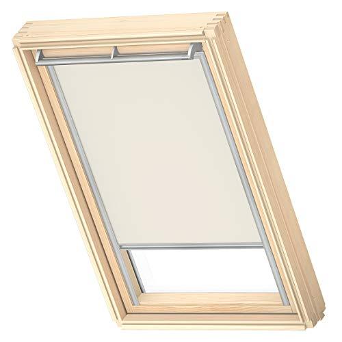 Velux, Original Verdunklungsvorhang für Dachfenster GGL, GHL, GFL, GZL / 104 Helles Beige