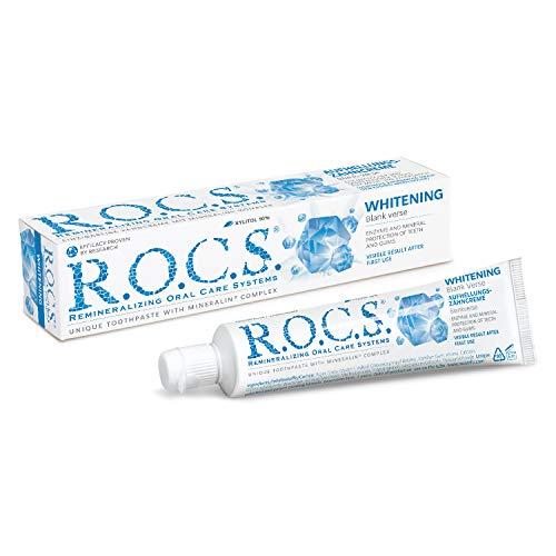 R.O.C.S. Whitening Aufhellungszahnpasta 60 ml