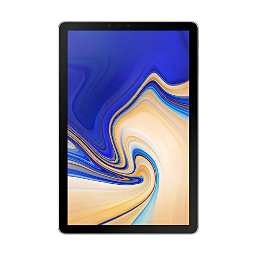 "Samsung Galaxy Tab S4 - Tablet de 10.5"" (4G, RAM de 4 GB, memoria interna de 64 GB, Qualcomm Snapdragon 835) color negro"