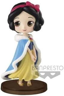 Disney Figura QPOSKET Blancanieves Winter 7 CM, Multicolor (1)
