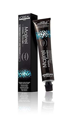 Majirel Cool Cover Coloración permanente en crema para el cabello 10.1 50 ml