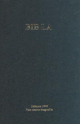 Bib La Haitian Creole Bible Haitian Edition product image