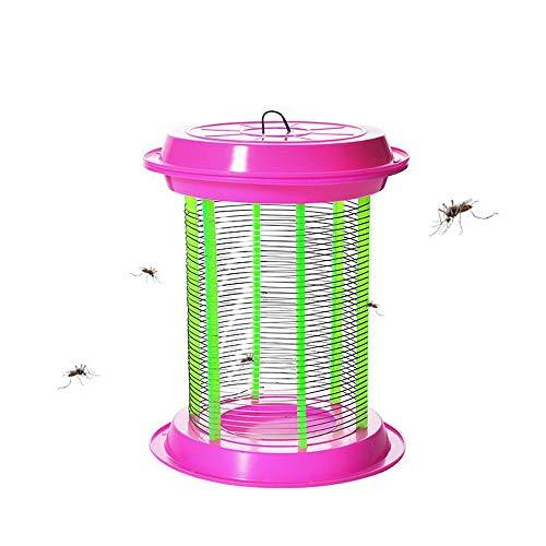 Y&XF Électronique Accueil Ultra Silencieux Mosquito Killer Lampe Lutte Contre Les Insectes Insectes Zapper Fly Lutte Contre Les Insectes Répulsif Lumière LED Pièges Anti-Ravageurs Lumière