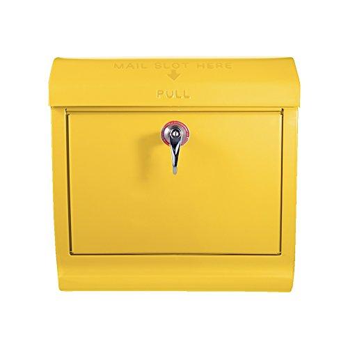 ART WORK STUDIO Mail box (メールボックス) YE(イエロー) TK-2076