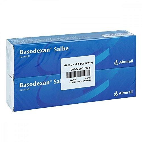 BASODEXAN 100 mg/g Salbe 2X100 g
