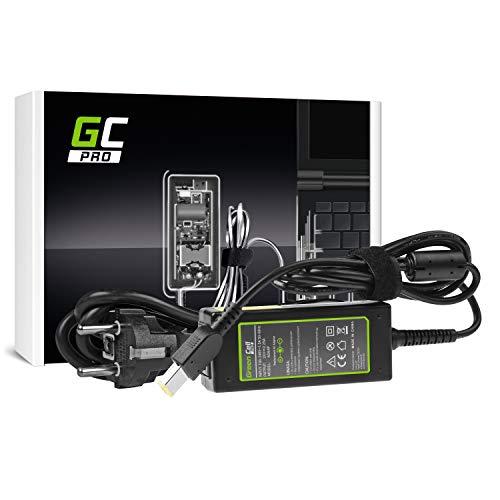 GC PRO Caricabatterie per Lenovo G50-30 G50-70 G505 Z50-70 ThinkPad T440 T450 IdeaPad S210 Laptop Notebook Portatile Caricatore Alimentatore (20V 2.25A 45W)