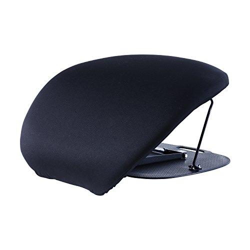 Duro-Med Chair Lift, Chair Assist, Chair Seat Lift Assist Cushion, Black