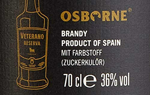 Osborne Veterano Solera Reserva - 7