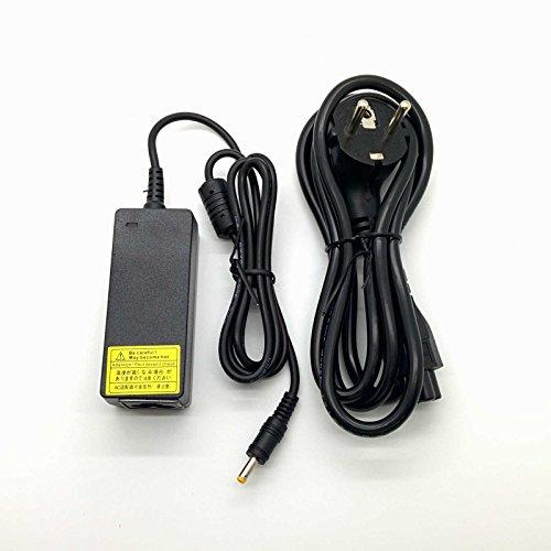 30w Adaptador Cargador Nuevo Compatible para portátiles HP Compaq Mini 100 110 210 700 CQ10 Series 19v 1.58A 4,0 * 1.75mm (Punta pequeña)