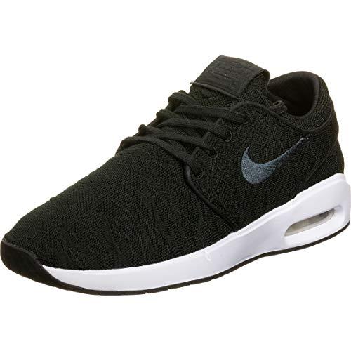 Nike Men's SB Air Max Janoski 2 Skateboarding Shoes (9 D(M) US, Black/Anthracite-White)
