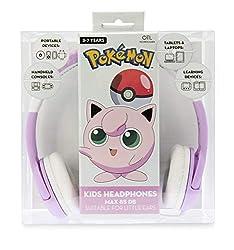 Licensed ProductWired Pokemon Children's audio helmet Wired