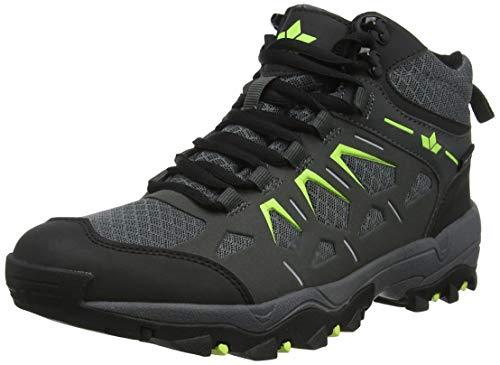 Lico Sierra High, Chaussures de Randonnée Hautes Homme, Gris (Anthrazit/Lemon Anthrazit/Lemon), 46 EU
