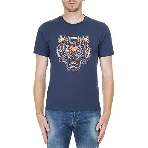 Kenzo Mens Tiger Head T-Shirt