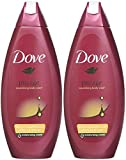 Dove Pro-Age Body Wash, 8.45 Ounce / 250 Ml (Pack of 2) European Imported