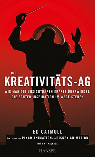 Catmull Ed, Kreativitäts AG