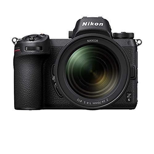 Nikon ミラーレスカメラ 一眼 Z6 24-70 レンズキット NIKKOR Z 24-70mm f 4S付属 Z6LK24-70