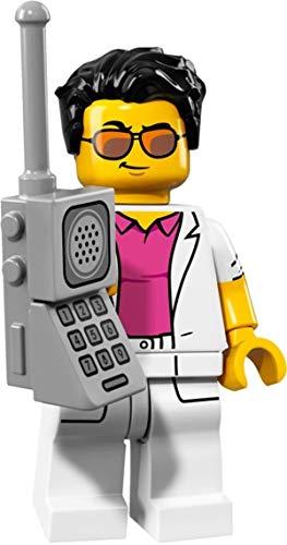 LEGO Minifiguras Serie 17 - # 12 Yuppie minifigura - (Bagged) 71018