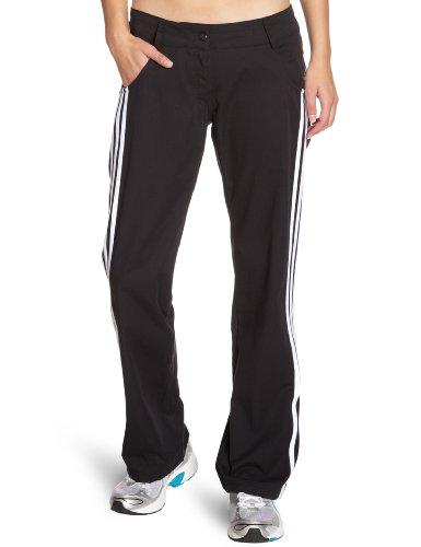 adidas Damen Trainingshose Essentials, black/white, 38, E89316-38