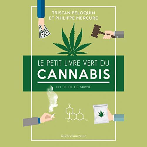 Page de couverture de Le Petit Livre vert du cannabis