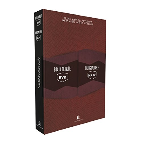 Compare Textbook Prices for Biblia bilingüe Reina Valera Revisada / New King James, Tapa Rústica Spanish Edition Bilingual Edition ISBN 9781418598068 by Revisada, Reina Valera