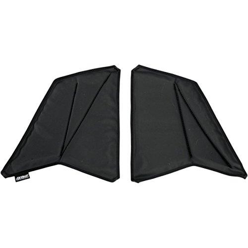 Skinz Protective Gear Pro-Series Console Knee Pads - Black SCKP450BK