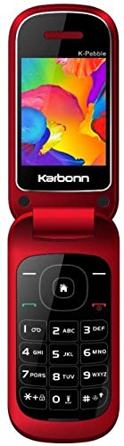 Karbonn Dual Sim K-Pebble (Red)