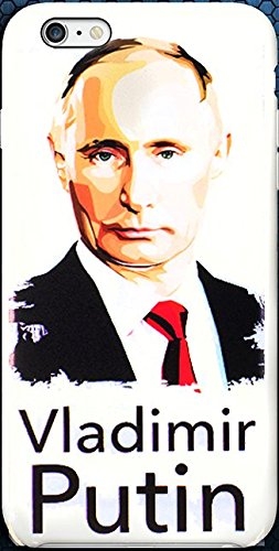 Funda para teléfono móvil Rusia Putin compatible con Samsung Galaxy A5 2016 Putin Praesident Protección Case Bumper Transparente alrededor de protección Dibujos animados M2