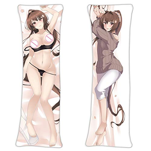 Yamato Kantai Collection Body Pillowcase 2 Way Tricot 105 x 40cm(41.3in x 15.7in) Anime Zierkissenbezüge