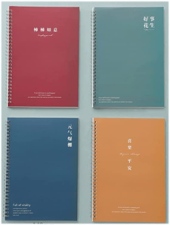 Spiral Sales results No. 1 Notebook University with 60 of Paper Sheets free shipping Ruled Binder;