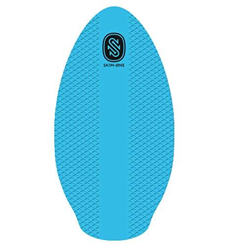 Skimboard SkimOne Soft Eva Deck 41 - Tabla de skimboard (105 cm), color azul ✅