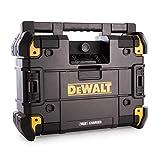 <span class='highlight'>Dewalt</span> DWST1-81079-GB TSTAK C<span class='highlight'>on</span>nect Radio and Charger 6 Speakers 45 Watts, W, 18 V, Multi-Coloured, 52 x 40 x 18