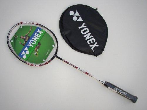 YONEX Badmintonschläger ISO Power, schwarz, One Size