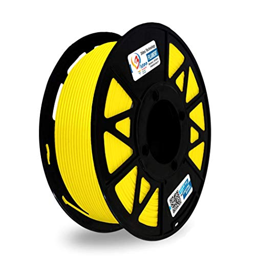 ABS Yellow 3idea 1.75 mm ABS Filament