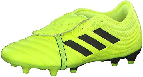 adidas Unisex-Erwachsene Copa Gloro 19.2 Fg Fußballschuhe, Mehrfarbig (Solar Yellow/Core Black/Solar Yellow 000), 42 2/3 EU