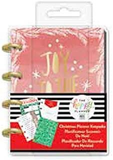 me & My Big Ideas The Happy Planner: Joy Christmas Planner Keepsake (Pocket Size PLK-68)