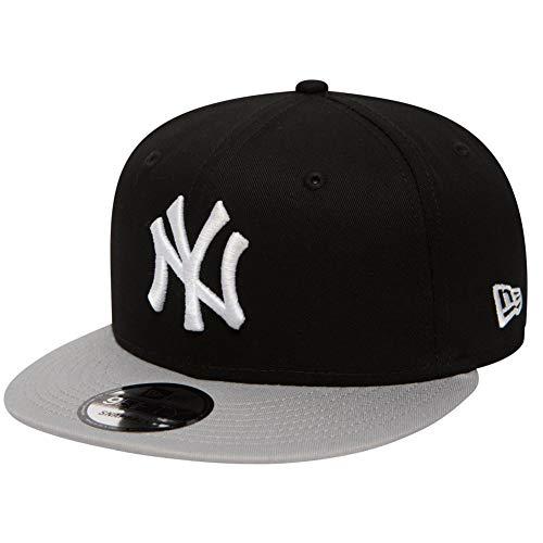 New Era 9Fifty Snapback Cap - NY Yankees schwarz/grau S/M