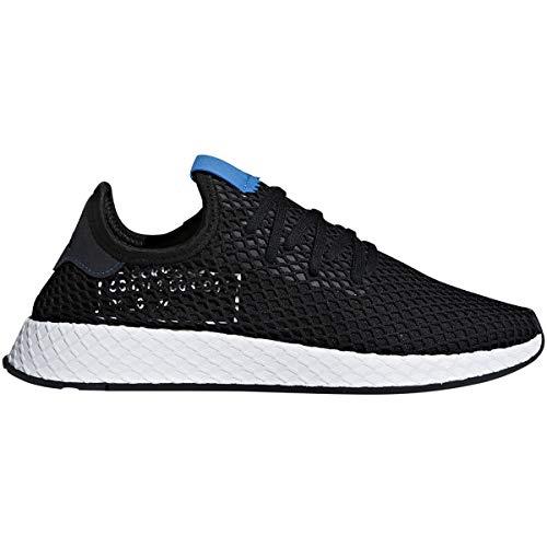 adidas Lite Racer RBN Zapatillas de Correr para Hombre, Negro (Core Negro/Core Black/Bluebird), 43 EU