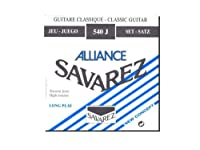SAVAREZ STRINGS 540J×3セット サバレス アリアンス クラシックギター弦